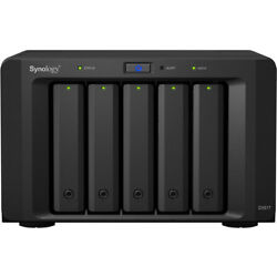 Synology DX517 20tb SSD Expansion 5x4000gb Samsung 860 PRO Drives