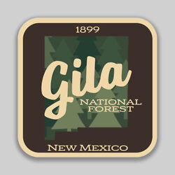 Gila National Forest Decal Sticker Explore Wanderlust Camping Hiking