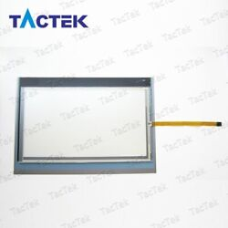 Touch Screen Panel Glass Digitizer For 6av7881-5aa00-0aa0 + Overlay Protect Film