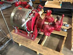 Air Winch by Thern - up to 7200lb liftingpulling capacity (TA2.5-16MX1)