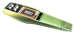 1969 Camaro Console & Gauges Assembled wPG OE Quality!  Dark Green