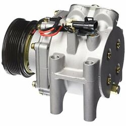 Four Seasons 78561 New AC Compressor with Specific Electrical Connector