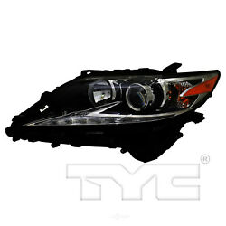 Headlight Assembly-NSF Certified Left TYC 20-9758-00-1 fits 16-17 Lexus ES300h