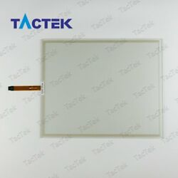 Touch Screen Panel Glass Digitizer For 6av7804-0aa10-1ac0 3.3mm Thickness New