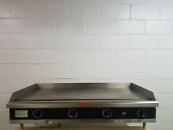 Star 548-TAG Flat Griddle 208240v 3 Phase Tested