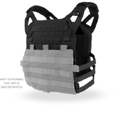 Crye Precision Jpc 2.0 Jumpable Plate Carrier Vest - Black - Xl Extra Large