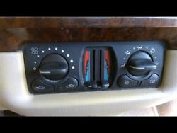 Heater Climate Temperature Control Dual Zone Opt CJ3 Fits 04-05 IMPALA 736897