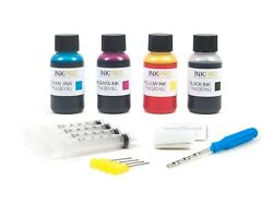 Inkpro Premium Ink Refill Kit For Canon Pg-30/40/50 Cl-31/41/51 Pg-240/cl-241/xl