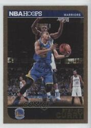 2014-15 NBA Hoops Gold Stephen Curry #9