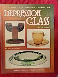 Collectorand039s Encyclopedia Depression Glass By Gene Florence 1996 Hardcover