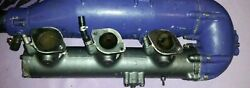 Tigershark 900 Tsl Oem Exhaust Expansion Chamber Head Pipe And Manifold