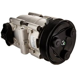 Four Seasons 58176 New AC Compressor with Specific Electrical Connector
