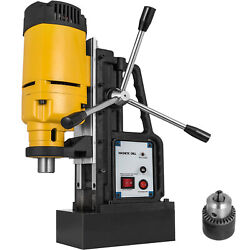Magnetic Drill Base Press 23mm J1z-23 Boring 1200w Magnet Force Tapping 13500n
