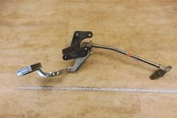 1998 Honda Vt750cd2 Shadow Ace Deluxe H657-1 Brake Pedal Mount And Linkage