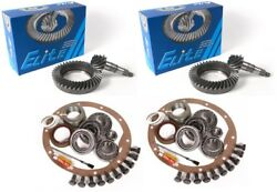 1965-1980 Gm Chevy 4wd Truck 12 Bolt Dana 44 4.56 Ring And Pinion Gear Pkg