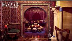 Moroccan Room Walls And Ceiling Famous LeBelvedere Bella & Gigi Hadid Estate