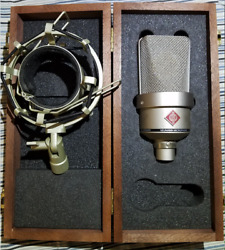 Neumann TLM 103 Condenser Microphone and Shockmount
