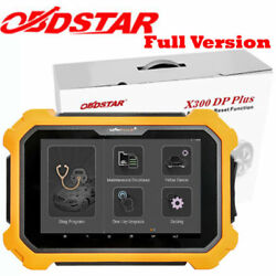 Obdstar X300 Dp Plus Auto Immo Programmer Pin Code Diagnostic Scan Tool Eeprom