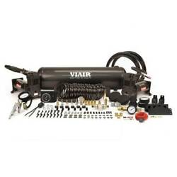 Viair 20020 Dual On Board Air System 200 Psi Max With 2.5 G Tank Tires And Tools
