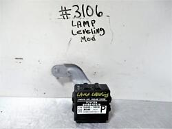 2004 Toyota Prius Lamps Leveling Control Module P/n 89960-47020 04 05