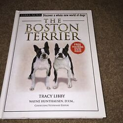 The Boston Terrier by Tracy Libby wTraining DVD 2005