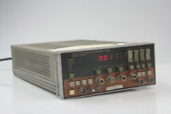 Hp 8116a 50mhz Pulse/function Generator 6