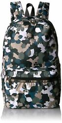 LeSportsac Women's Classic Essential Backpack Camo Floral