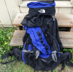 The North Face Mens RENEGADE Internal Frame Mountaineering Hiking Camping Pack
