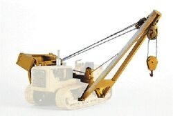 Ho 1/87 Custom Finishing 7274 Sideboom Wrecker/pipe Laying Attachment Kit