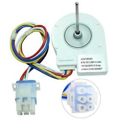 Refrigerator Evaporator Fan Motor For GE Fits PS1019114 AP3875639 Replacement