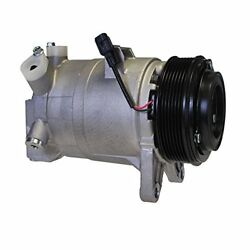 Four Seasons 68671 AC Compressor with Clutch and Specific Electrical Connector