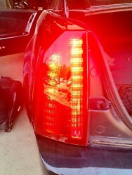 2004-09 CADILLAC XLR TAIL LIGHT ASSEMBLY DRIVER SIDE! PERFECT WORKING ORDER!