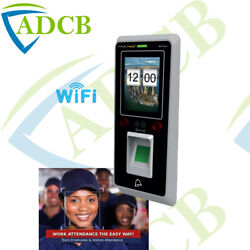 Magic Face Mf875id Face Recognition Device Wifi Access Control Attendance Keypad