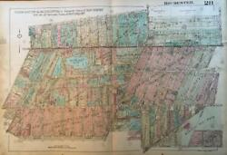 1926 North Marketview Heights Beechwood Rochester Ny Webster Ave Park Atlas Map