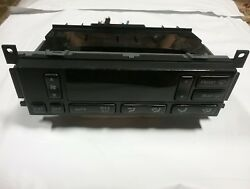1998 99 00 01 02 Lincoln Continental Climate Control OEM F80H-19C933-AC