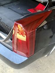 2004-09 CADILLAC XLR TAIL LIGHT ASSEMBLY PASSENGER SIDE! PERFECT WORKING ORDER !