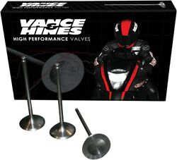 Vance And Hines Intake Valve 33-4140 Standard Stainless