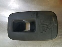 Oem Ford Fiesta 11 12 13 14 15 Back Of Rear Seat Trim For Anchors Trim Cover 4q