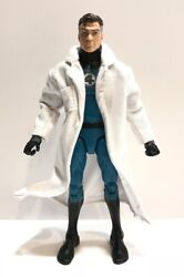Su-lc-mf White Wired Lab Coat For Marvel Legends Mr. Fantastic No Figure