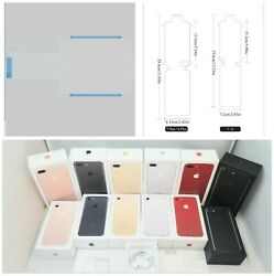 Iphone 7 7 Plus Empty Retail Box Option Of Accessories+ Screen Seal And Box Seal