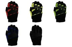 Speed And Strength Hammer Down Mesh Gloves