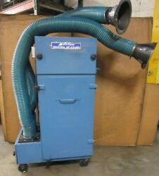Airflow Systems Pac 91-pg7 Dual Fume Smoke Mist Dust Air Filter Extractor 2hp