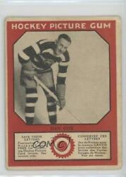 1934-35 Canadian Chewing Gum Hockey Picture V252 Dan Cox