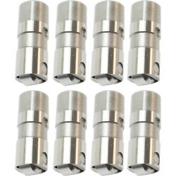 New Set Of 8 Valve Lifters For Chevy Olds S10 Pickup Cutlass Chevrolet S-10 Gmc