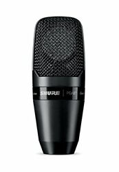 SHURE condenser microphone studio for vocals supplied without cable PGA27-LC [d
