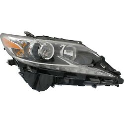 New Headlight Driving Head Light Headlamp Passenger Right Side Rh Hand For Es350