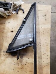 1967-72 Chevy Chevrolet Driver's Side Lf Vent Window