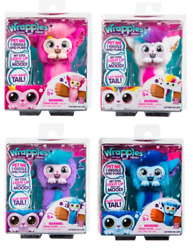 Wrapples Set Of 4 Little Live Pets Una Shora Princeza Skyo New 2018 Hot Toy