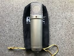 Rode NT1-A Professional Condenser Microphone Recording Package