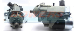 Brand New Starter Motor 12v 13 Tooth Drive 2.5kw C/w Denso Style Cummins